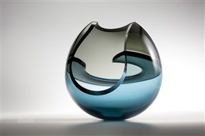 sectioned orb by john kiley