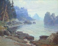 along the pacific coast by jack wilkinson smith