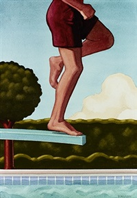 the dive by kenton nelson