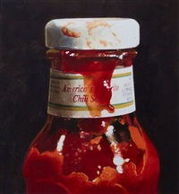 american chili sauce by ralph goings