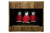3 pinocchios by marcel dzama