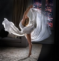 white nights by david drebin