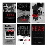 fear, panic, terror by antoni muntadas