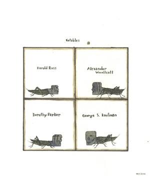 notables by marcel dzama