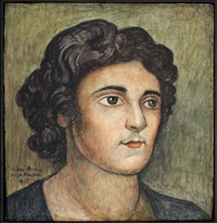 portrait of anne by diego rivera