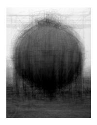 every... bernd and hilla becher spherical type gasholders by idris khan