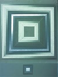 lichtfenster (hommage à albers) by heinz mack