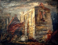 great goxhill, lincolnshire by john piper