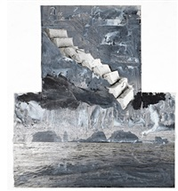 die lorelei by anselm kiefer