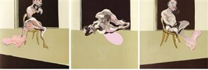 triptych august 1972 by francis bacon