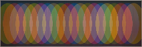 fiac paris 2014 by carlos cruz-diez