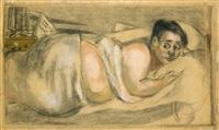 siesta by marie-louise von motesiczky