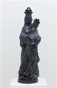 holy mary from rabka by paulina olowska
