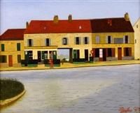 scene de rue by camille bombois