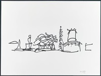 study 4 by frank gehry