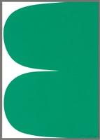 green curves by ellsworth kelly