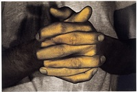 hands only by bruce nauman
