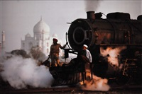 uttar pradesh, india by steve mccurry