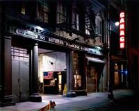 mercer street, soho, nyc by luca campigotto