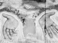 christ's hands, true love family church, modesto, ca by katy grannan