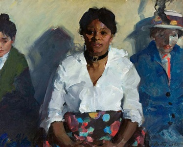 innocence, temptation and power the evolution of women in art by martha walter