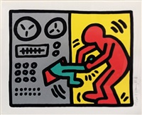 pop shop iii (1) by keith haring