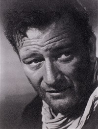 john wayne by russell young