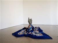sans titre (poumons de boeuf) by jean-luc moulène