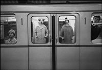untitled metro by frank horvat
