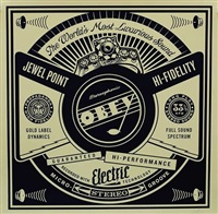 luxurious sound by shepard fairey