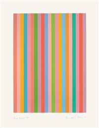 and about by bridget riley