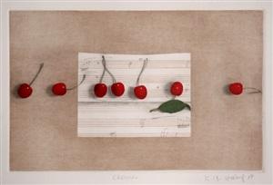 cherries (music sheet) by k.b. hwang