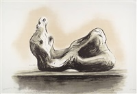 reclining figure ii by henry moore