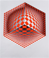 mertan by victor vasarely