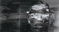 l'homme invisible, retour sur les lieux du crime by yan pei ming