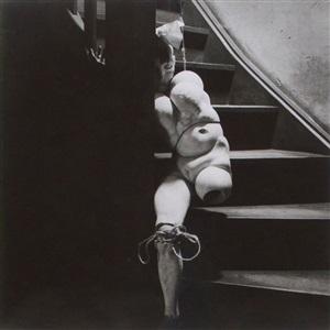 la poupée, berlin by hans bellmer