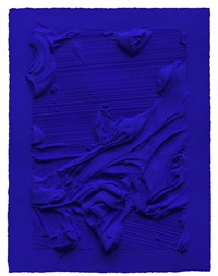 untitled ives klein blue by jason martin
