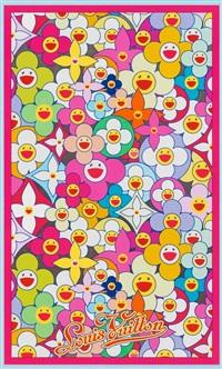 cosmic blossom: wisdom by takashi murakami