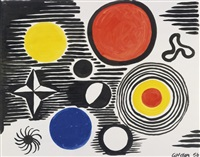 elements in orbit by alexander calder