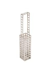 silberkörbchen / silver basket by josef hoffmann