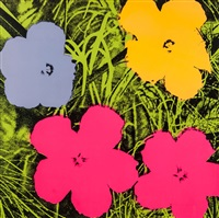 flowers, fs ii.73 by andy warhol