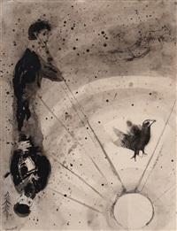 a mon père by marc chagall