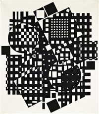 torke-uy by victor vasarely