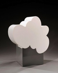 lampe nuage by guy de rougemont