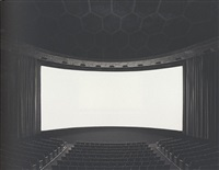 cinerama dome, hollywood by hiroshi sugimoto