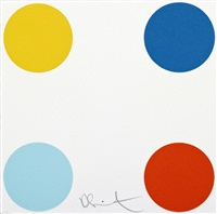 phenyl salicylate by damien hirst