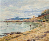 le baie des canoubiers by francis picabia
