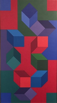 taire by victor vasarely