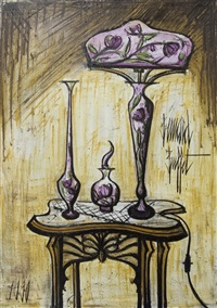 lampe du gale by bernard buffet