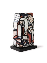 le chateau by jean dubuffet